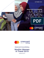 Muslim Women in Travel