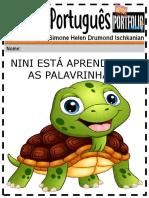 PORTUGUÊS ENSINO FUNDAMENTALAAAAA