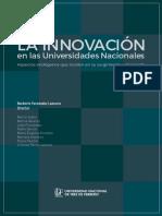 UNTREF - La Innovación en las UUNN.pdf