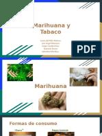 Tabaco y Marihuana
