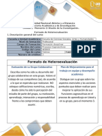 Heteroevaluación.natalia de La Cruz g
