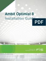 Ambit Optimist 8 Installation Guide
