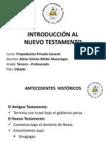 Diapositivas Propedeutico