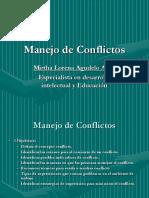 Taller Manejo de Conflictos.ppt
