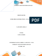Fase 1 Comercio y Negocios Internacionales - Sandra Bibiana Becerra