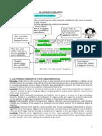 EL GÉNERO NARRATIVO Resumen Para Imprimir