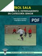 Wanceulen Fútbol Sala Fichas Para El Entrenamiento Categoria Senior