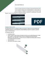 Luminaria Fluorescente y Duchas Electricas