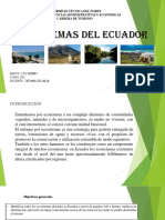 Reemix_ecosistemas Del Ecuador