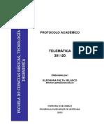 301120 Telematica Protocolo 2010 I