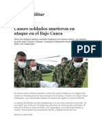 Noticias Cartelera