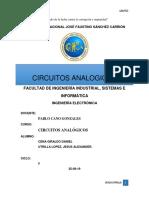 Informe 2 Circuitos Analogicos