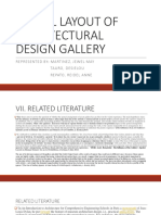 Spatial Layout of Architectural Design Gallery