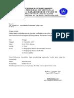 Surat Berkunjung PROKLAMATOR
