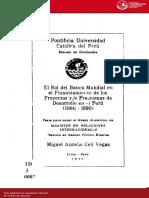 Celi Vegas Miguel Banco Mundial