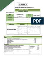 SESION DE APRENDIZAJE DEFINCIONES LINGUISTICAS Y EL VERBOIDE II.docx
