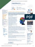 La Hipnosis ¿Qué Es y Para Qué Sirve en Terapia Centro Psicología Bilbao