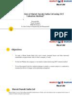 Prachi Navghare, 29 Valuation