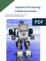 DancingRobot BuildInstructions Updated