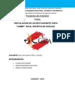 CHIFA YUMMY 2.0