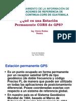 Presentación CORS Guat2001
