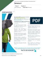 Examen Parcial - Semana 4 Gerencia Financiera