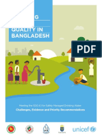 Drinking Water Quality in Bangladesh