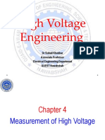 @ Lectures Chapter 4 Measurement of High Voltage