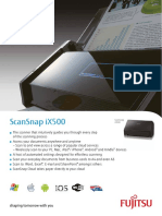 Ix500 Eng Brochure