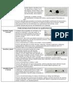 posiciones anatomicas 2