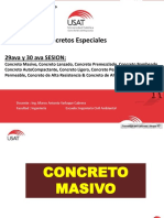 Sesion 29.0 - Concreto Masivo