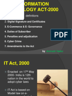 IT act 2020