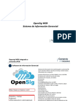 Manual OpenSig WEB