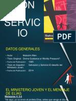 SALVACIÓN y Servicio Parte 1