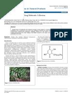 Embelin as a Potential Drug Molecule a Review 2472 0992 1000144