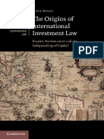 Miles - The Origins of International Investment Law