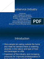 thefoodserviceindustry-110630064356-phpapp01