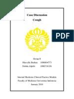 Case Discussion Cough Group E.docx
