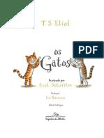 T S Eliot - Os gatos.pdf