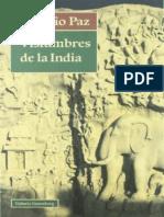 Octavio Paz - Vislumbres de La India