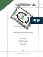business plan plastic tiles