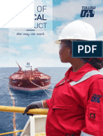2018 Tullow Oil Code of Ethical Conduct