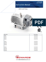 Edwards NXDS ScrollPumpManual
