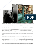 Tamara de Lempicka Biography Student a and b