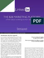 the b2b Marketing Platform20171023 171023091707