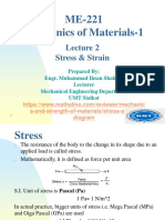 Mechanics of Materials 1_Lecture_2