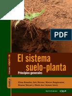 El Sistema Suelo - Planta