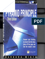 The Piramid Principle_barbara Minto