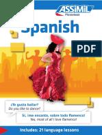 Assimil Phrasebook Spanish