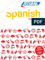 Assimil Workbook Spanish False Beginners